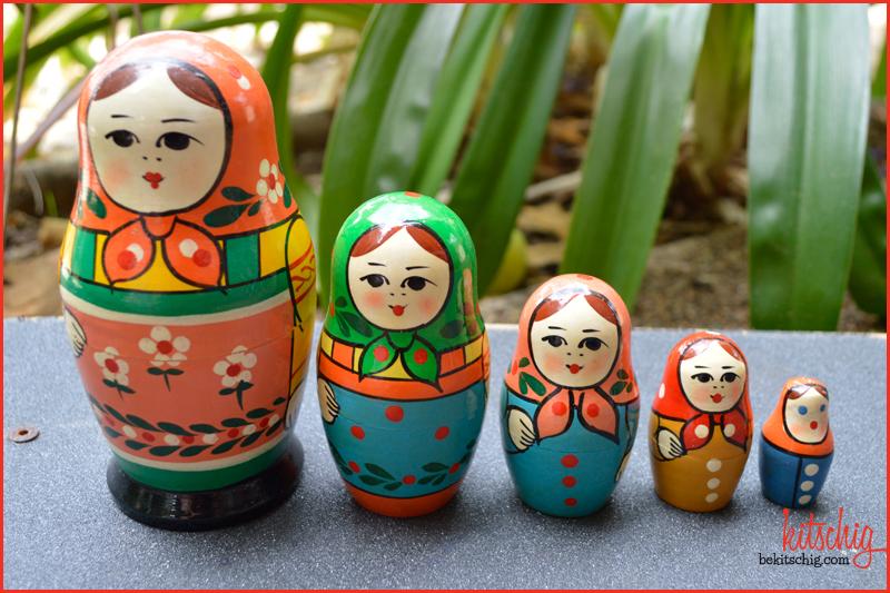 #Babushka Doll #nesting doll