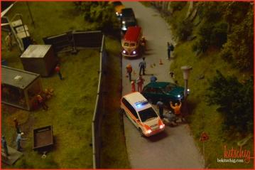 Miniaturwelt HH Car Crash