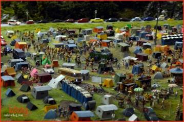 Festival with DJ Bobo show, Miniaturwelten Hamburg