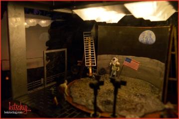 Moon landing, Miniaturwelten Hamburg