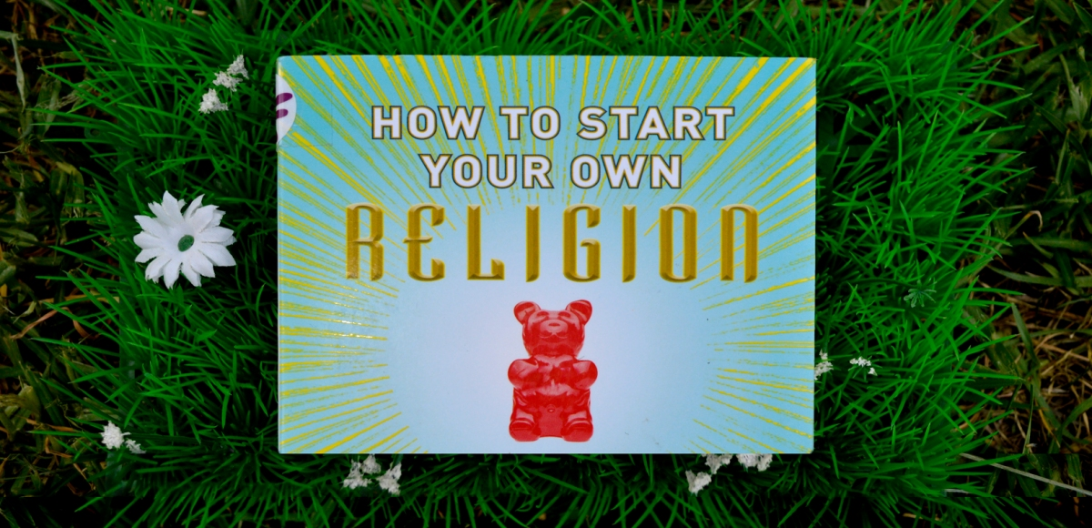 Phil Athans: How to Start Your Own Religion