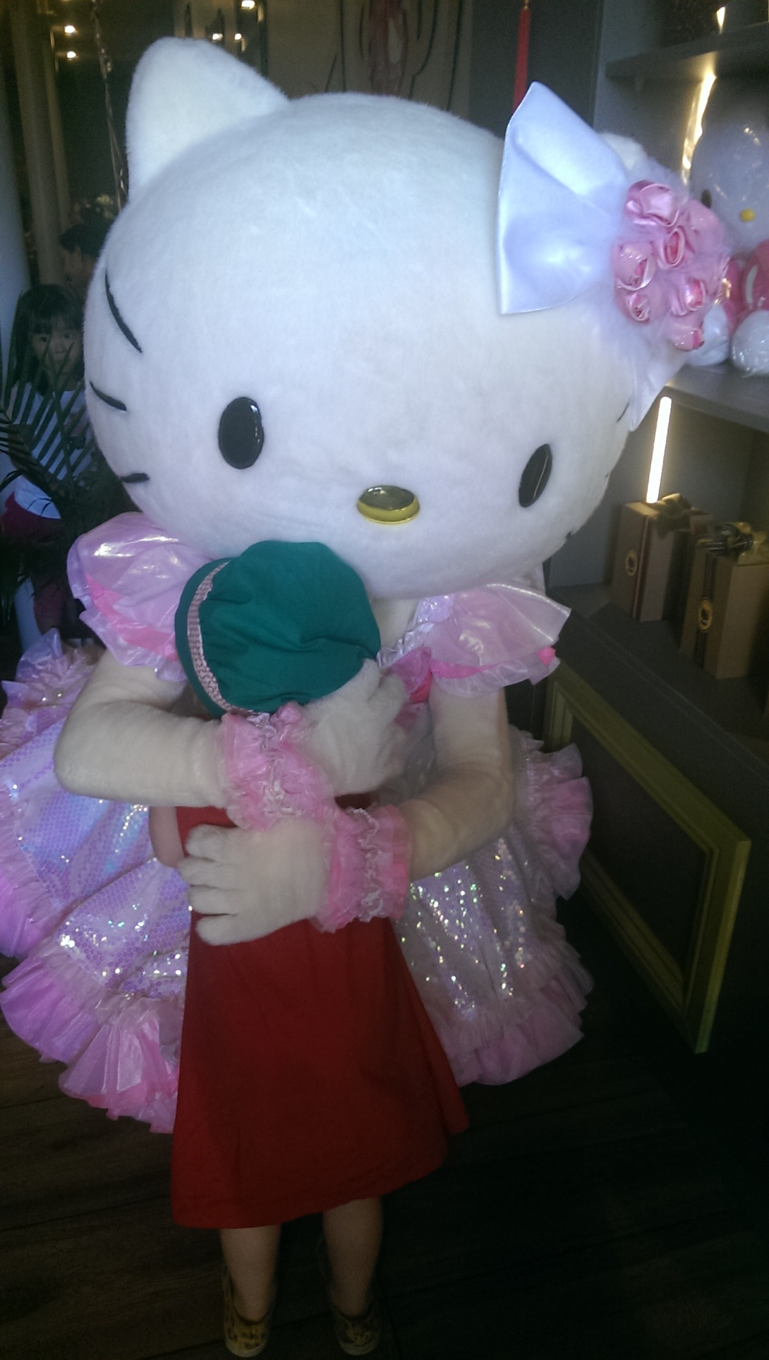 #Hello Kitty #Hello Kitty Cafe Adelaide