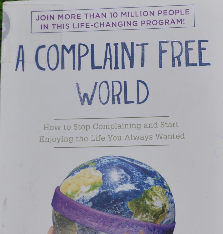 #Complaint Free World