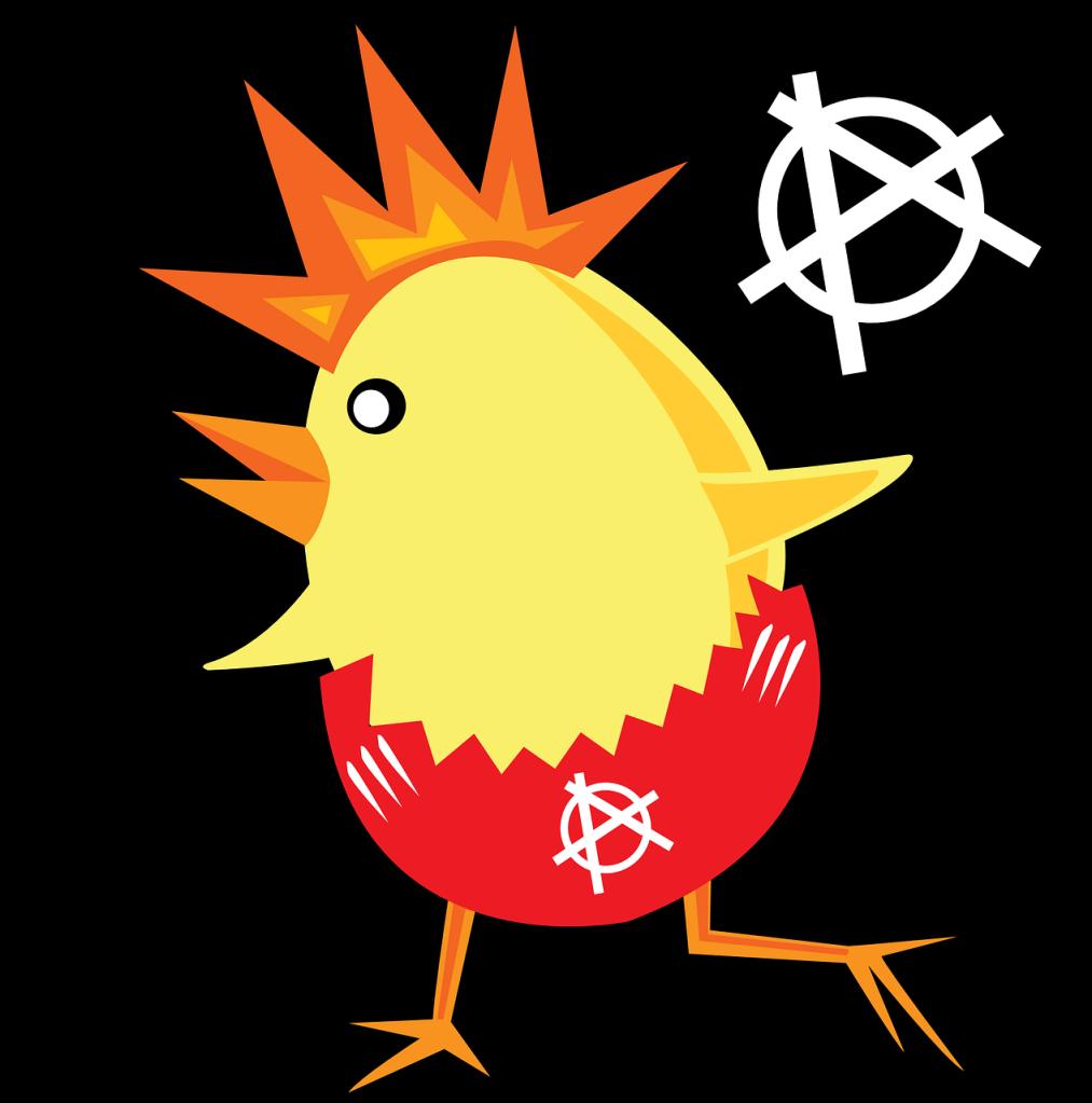 #chickendance