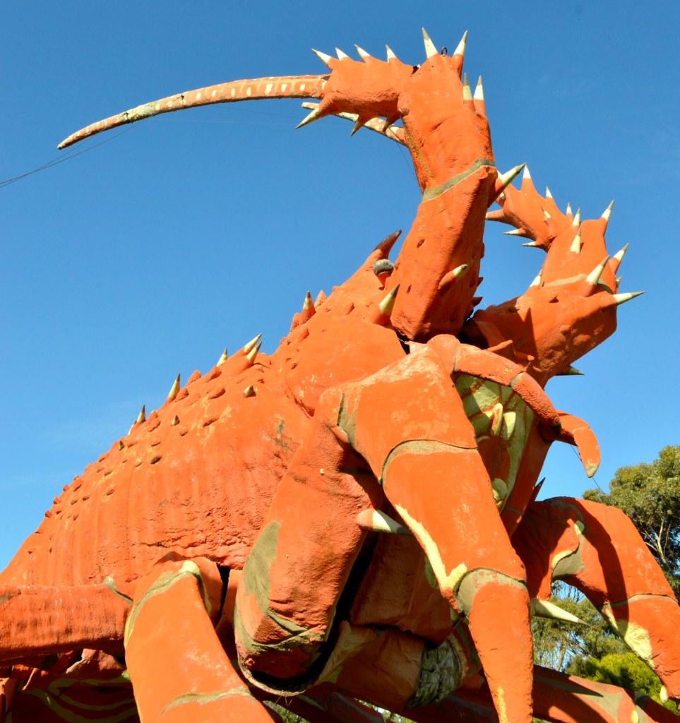 #big lobster be kitschig blog australia