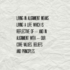 #alignment