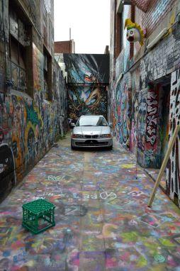 #street art #melbourne