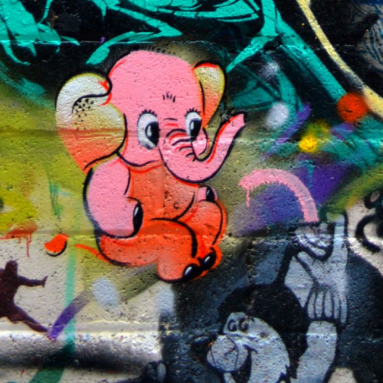 #street art #kids