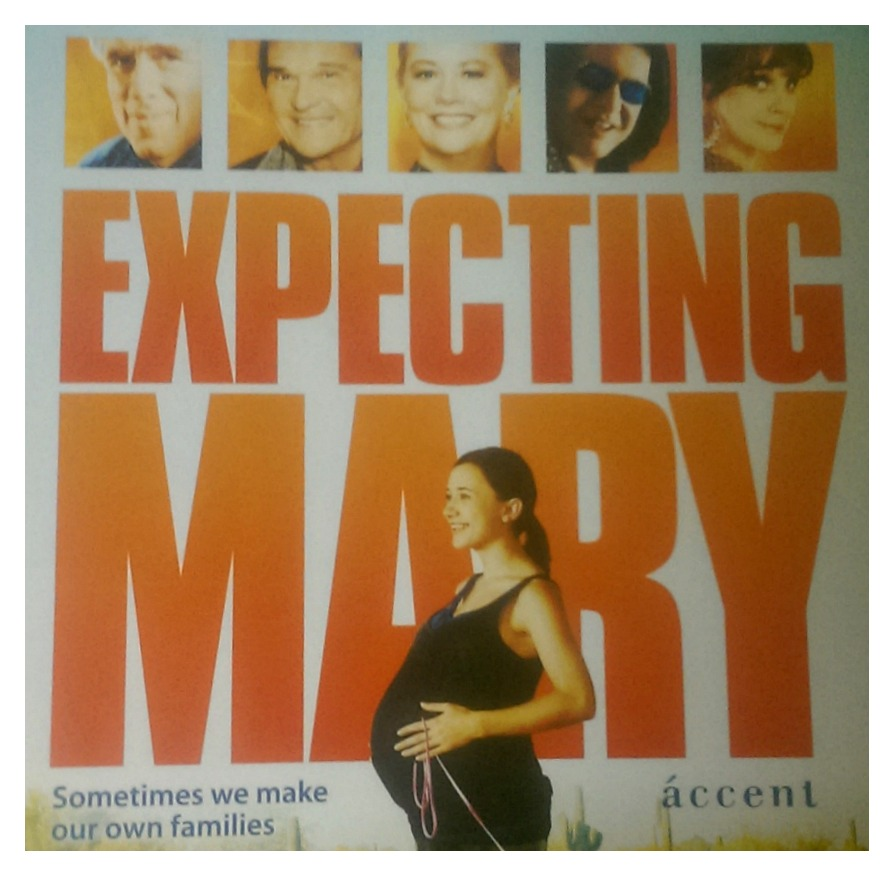 #Expecting #Mary