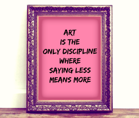#quote #art 15 Quotes on art