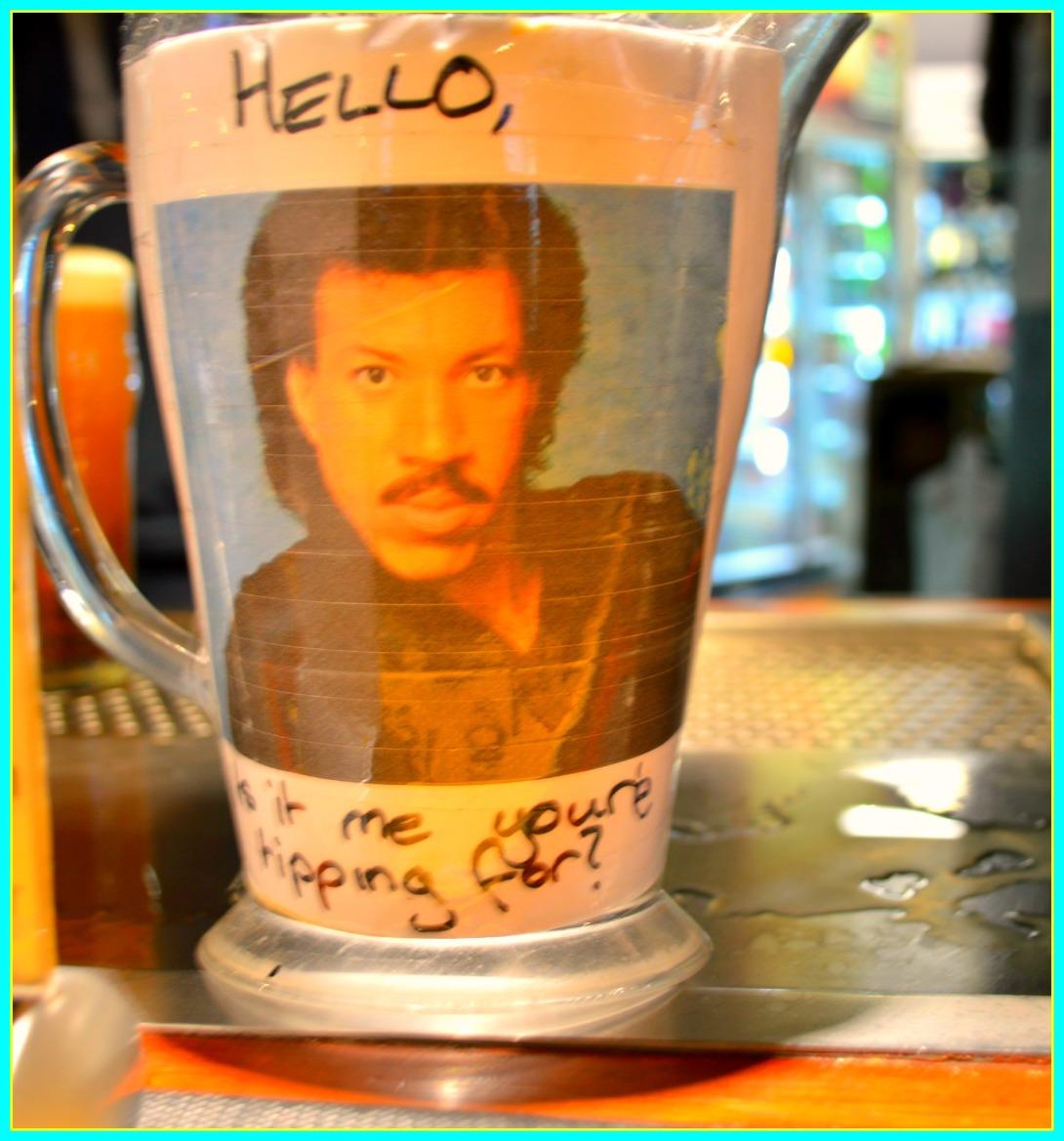#kitschig #Lionel Richie