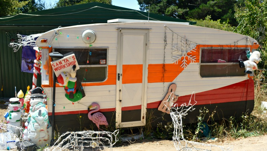 #Christmas #Caravan
