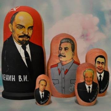 #Russian #President #Babuschka