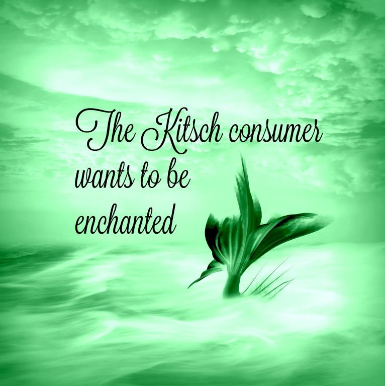 #kitsch #consumer