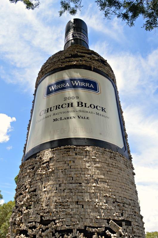 #church block #McLarren Vale