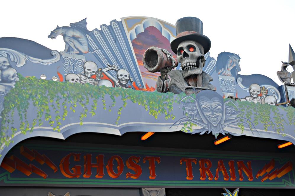 #kitsch #ghost train #lunapark #melbourne #rummel