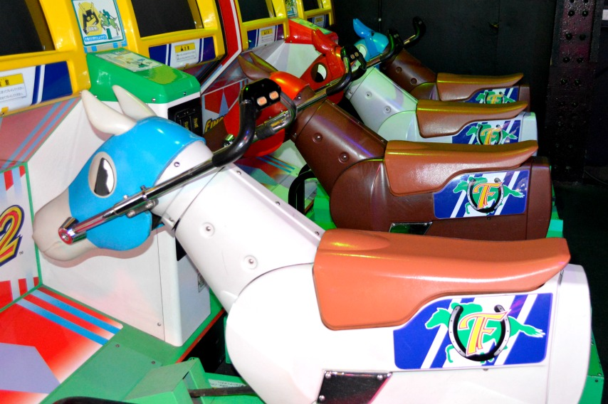 #arcade #horse #game #pferd #rummel