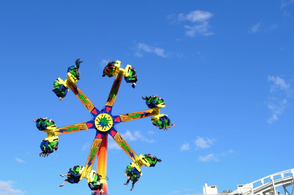 #ride #fair #Rummel #fair #lunapark