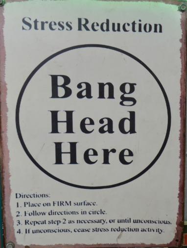 #head banging #golf