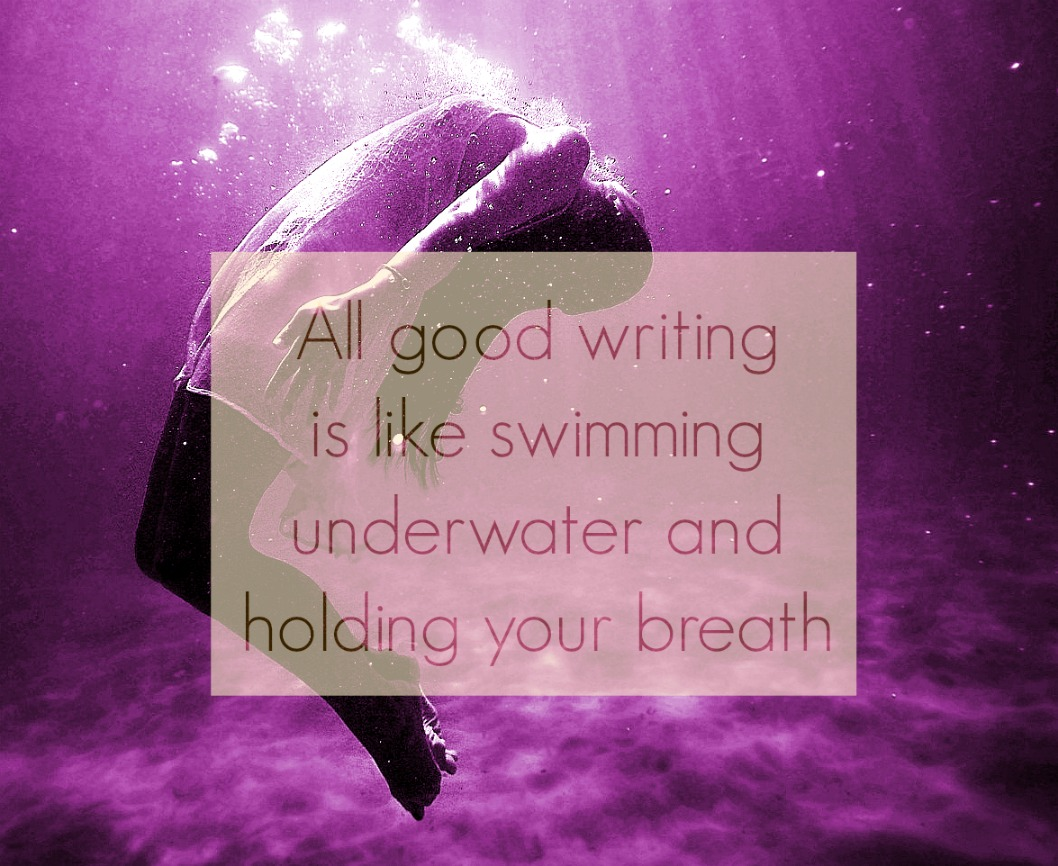 breathing underwater essay questions Her other books for teens include breathing underwater, breaking point, nothing to lose, fade to black, and diva questions for discussion.