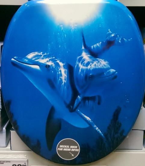 #dolphin #tacky