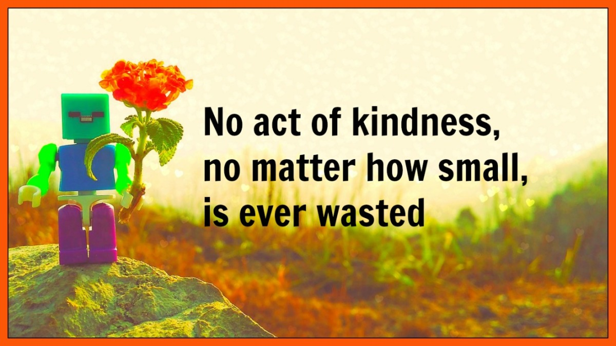 Quote About Kindness Be Kind  Be Kitschig