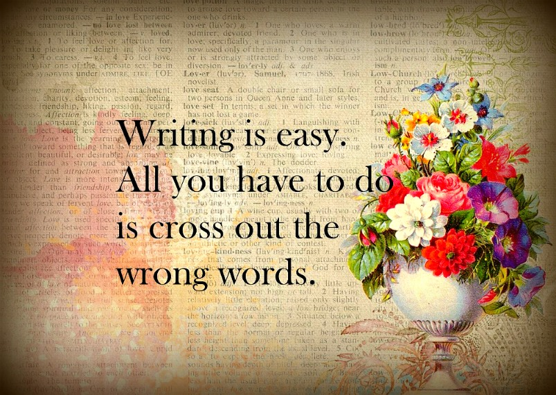 #kitsch #writing #quote