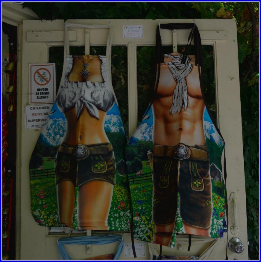 #kitsch #apron