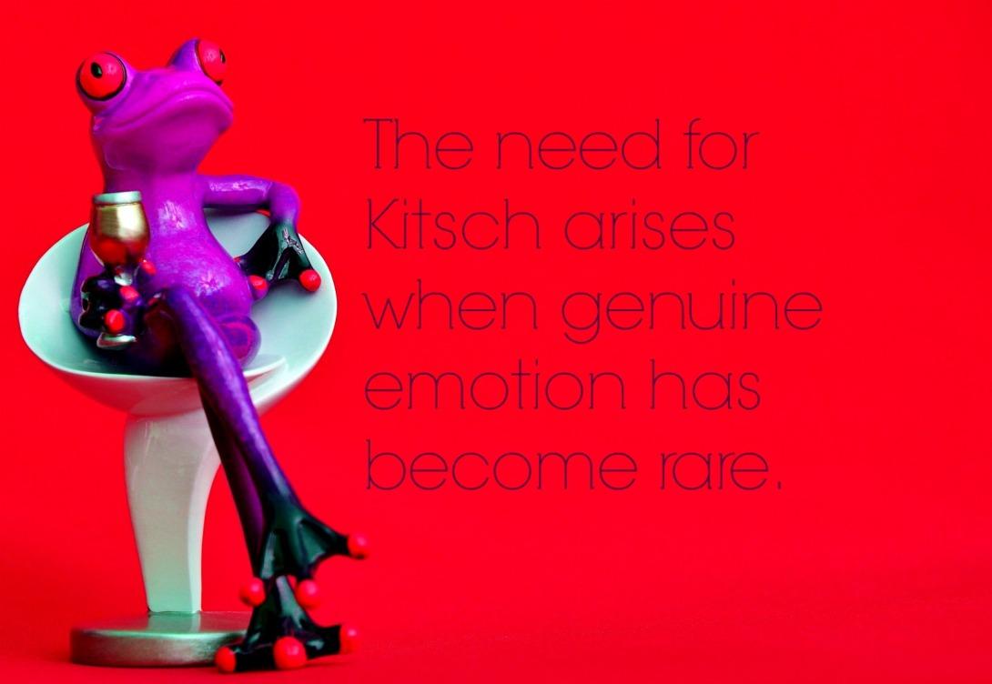 #kitsch #kitschig