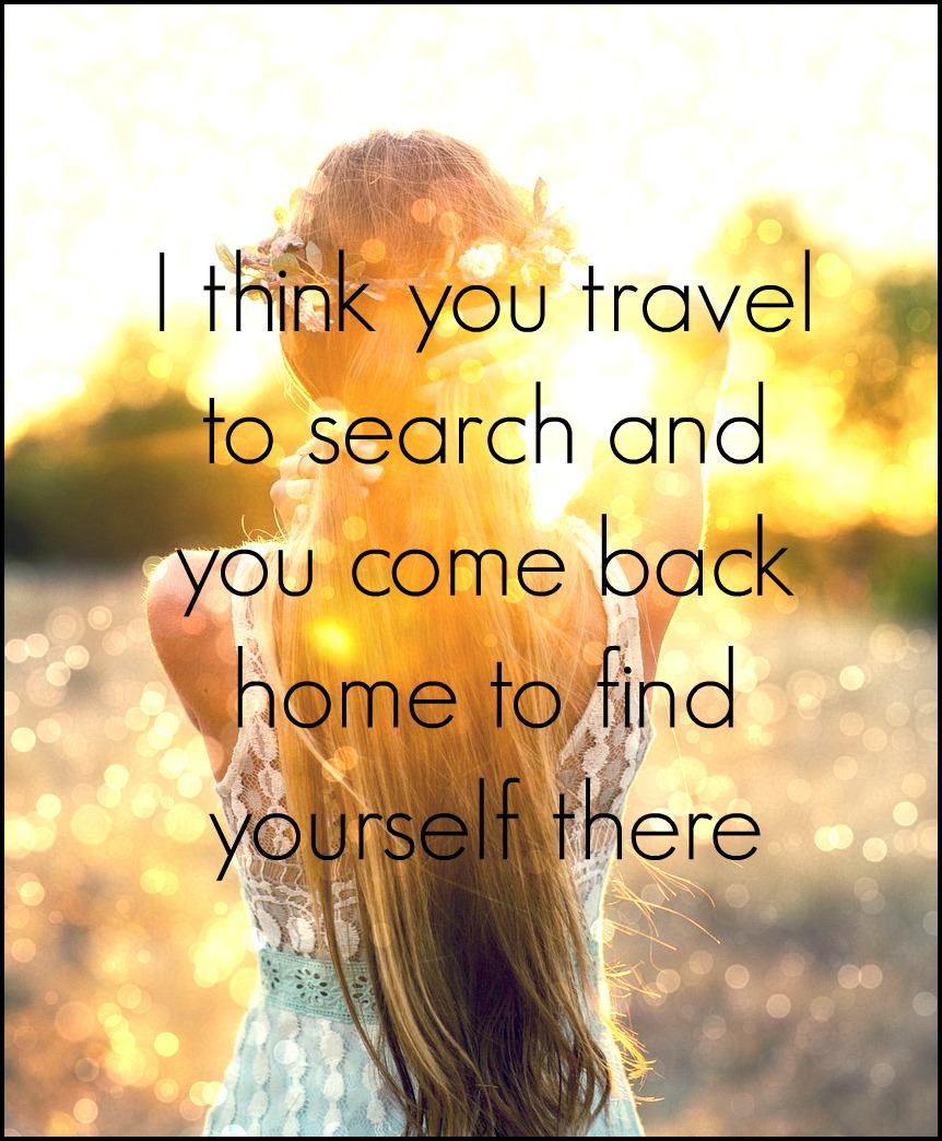 #finding #home #yourself