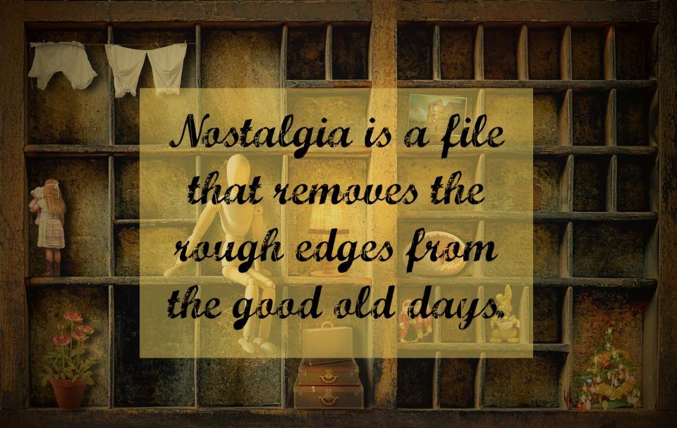 #Larson #quote #nostalgia