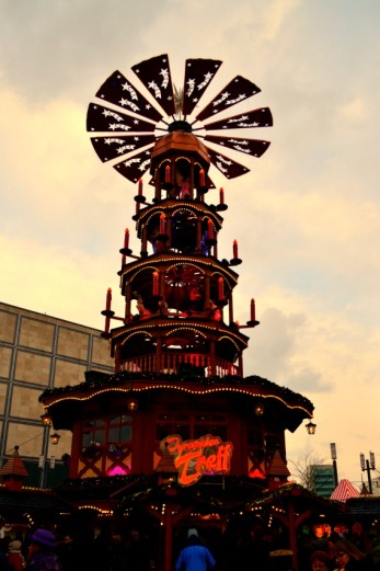 #Christmas #Markets #Alexanderplatz