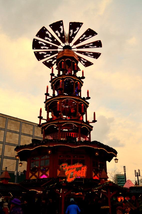 #Christmas #Markets #Alexanderplatz