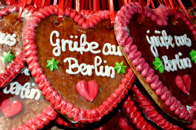 #Berlin #gingerbread #kitsch #heart