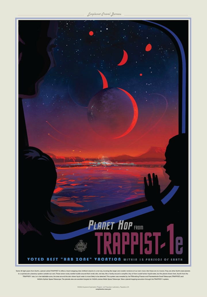 #Trappist #Poster