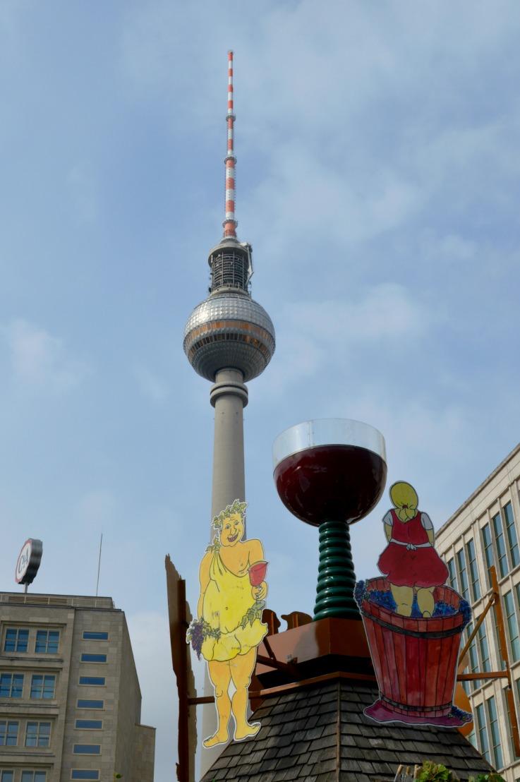 Fernsehturm #TV tower be kitsch kitsch blog