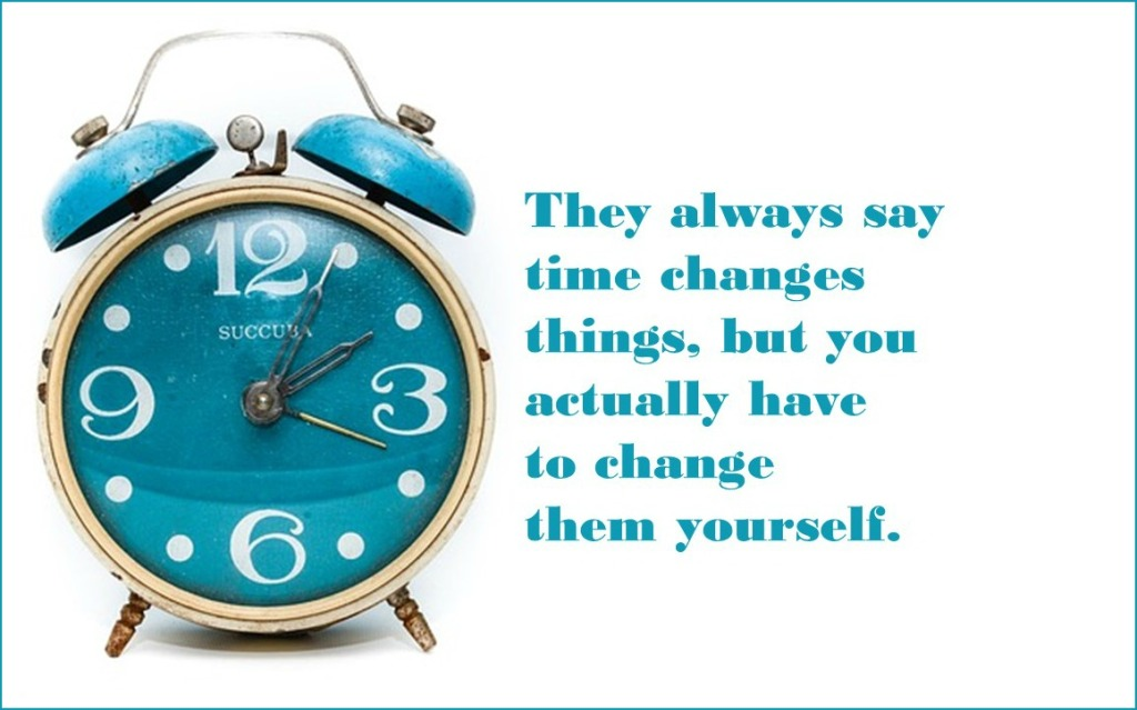 Warhol quote bekitschig time changes things