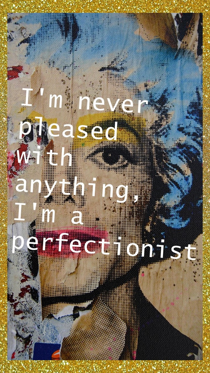 be kitschig quote perfection Michael Jackson