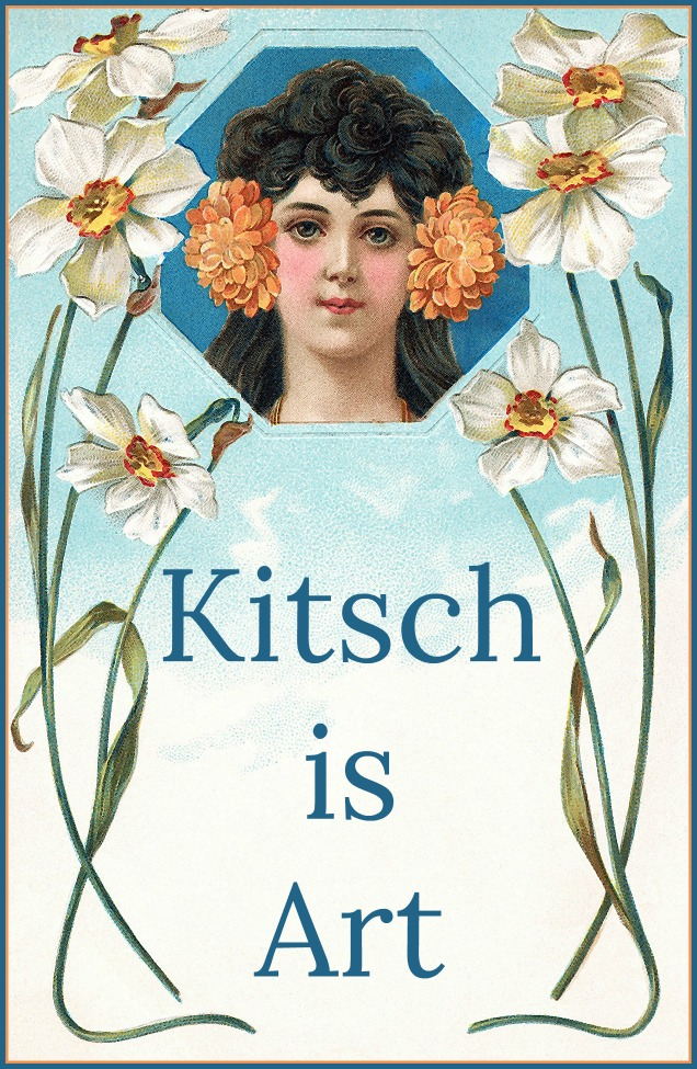 #Kitsch #art #quote #Zitat Kitsch is Art Michel Houllebecq be kitschig blog berlin
