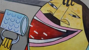 be kitschig blog East Side Gallery Berlin