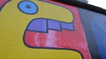 East side galery berlin keith harring be kitschig blog