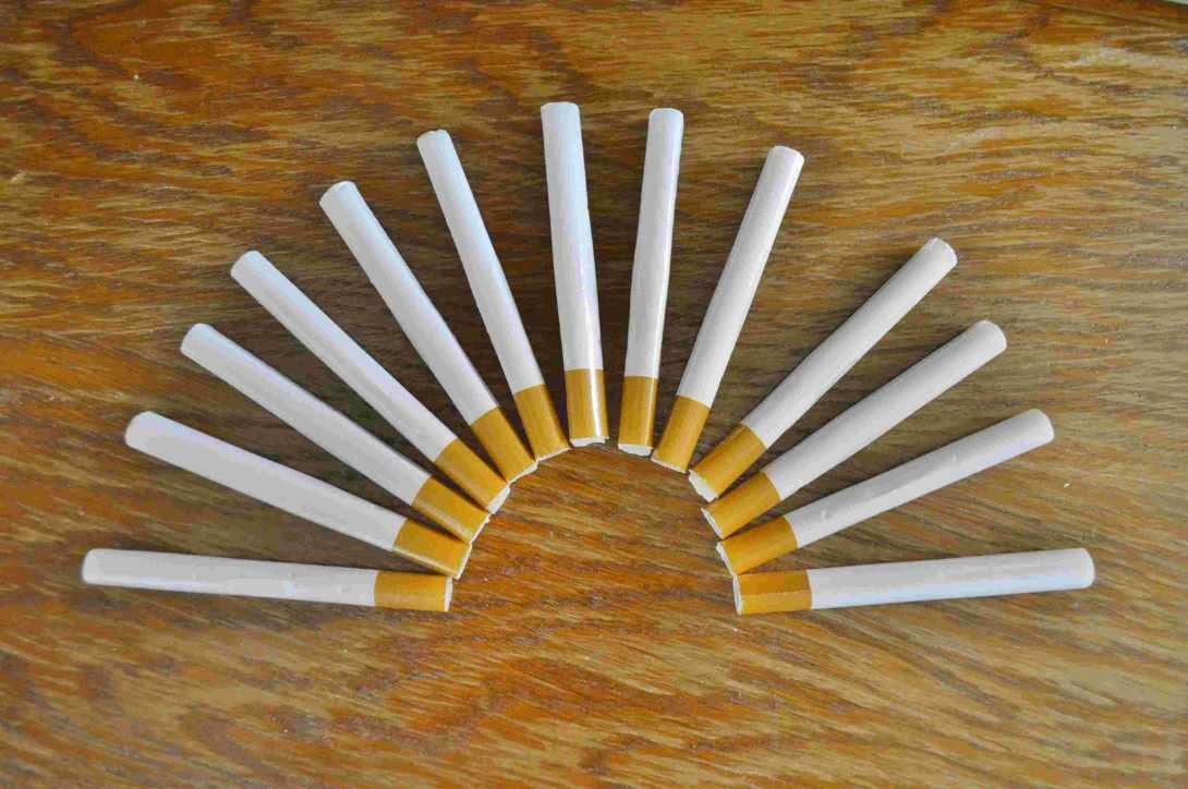 Bubble Gum Zigarettes kitsch kitschig