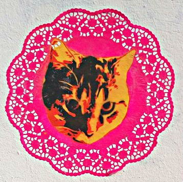 Katzen Kunst in berlin be kitschig blog #kitsch