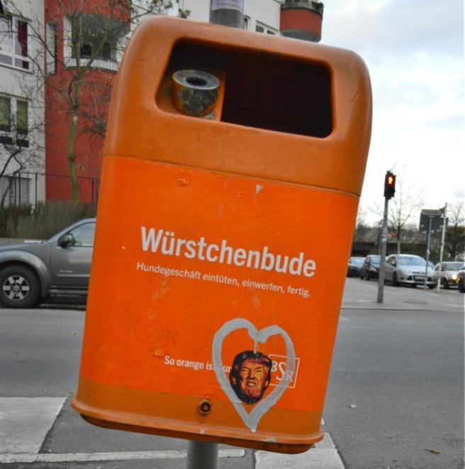 schönobyl #berlin #streetart be kitschig #blog WP