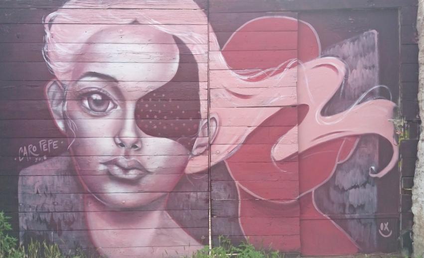 #caropepe #streetart #berkin #bekitschig #blog