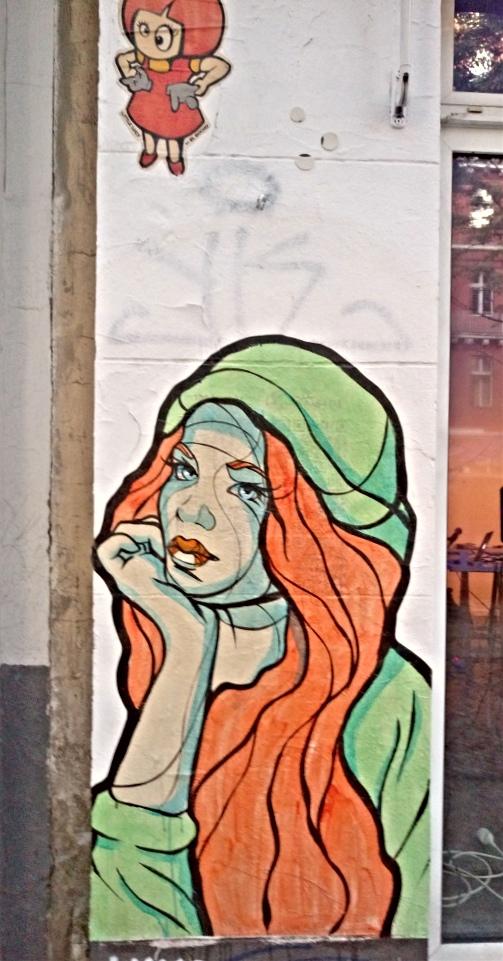 #littlelucy #elbocho #berlin #streetart @bekitschig #blog