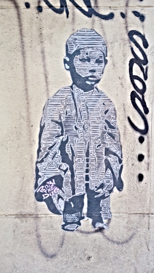 #streetart #berlin #mauerpark #bekitschig #blog