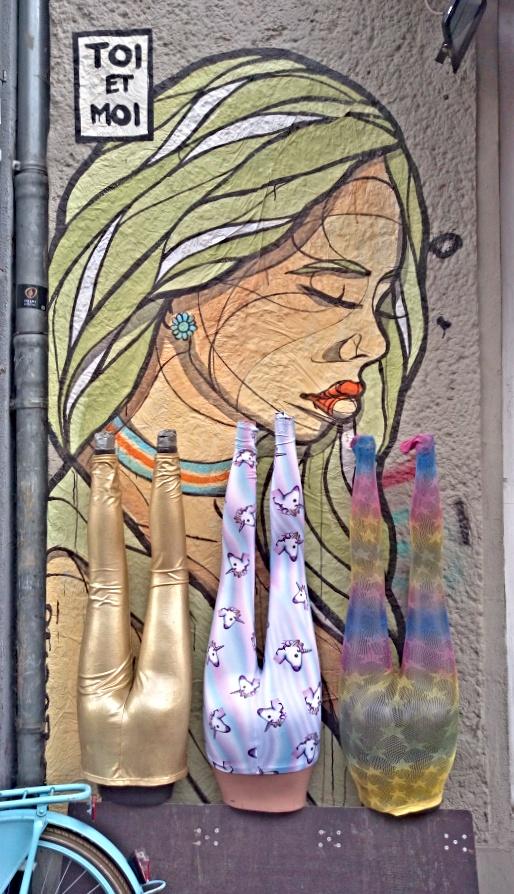 be kitschig blog El Bocho #streetart #berlin #kunst #elbocho #kitsch