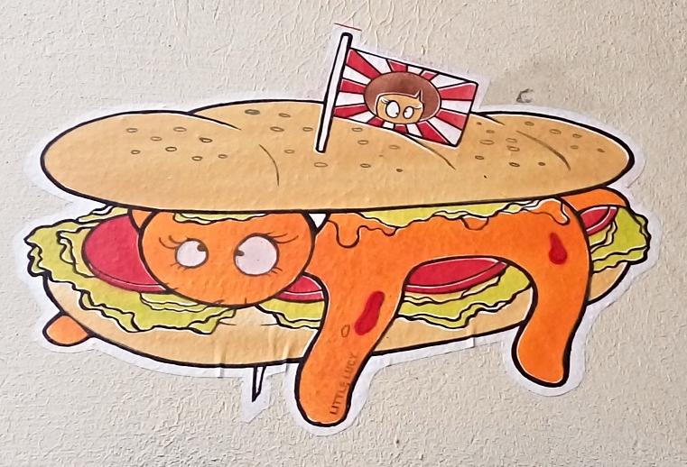 #streetart #berlin #elbocho be kitschig blog