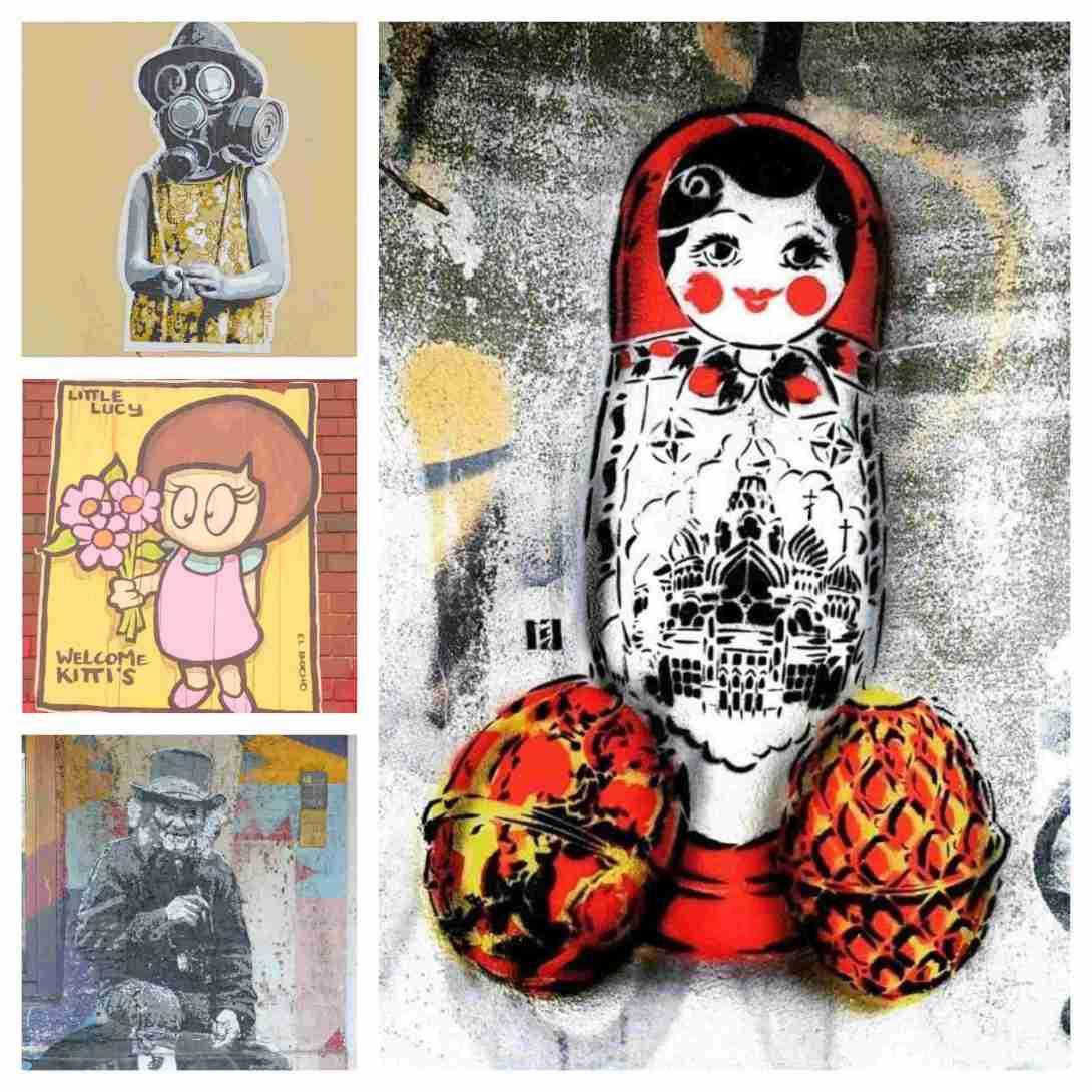 streetart urbanart be kitschig blog berlin